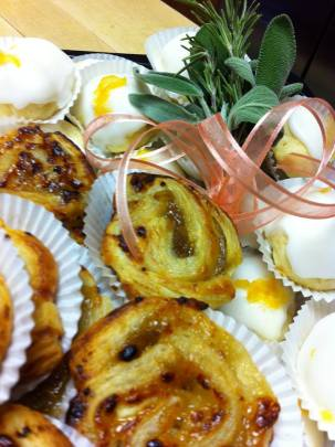 Puff Pastry Fig